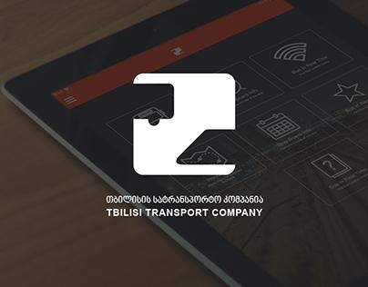 Tbilisi Transport Company (TTC) iOS app
