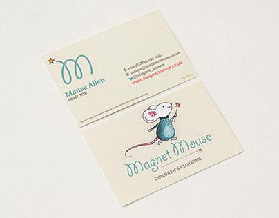 Magnet Mouse Branding
