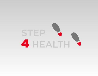 Health App 'Step 4 Health'
