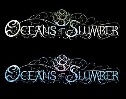 Oceans of Slumber - Band Logo