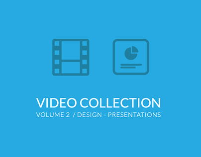 My Video Collection Vol.2 - Design - Presentations
