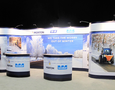 Morton Salt 10x20 Booth