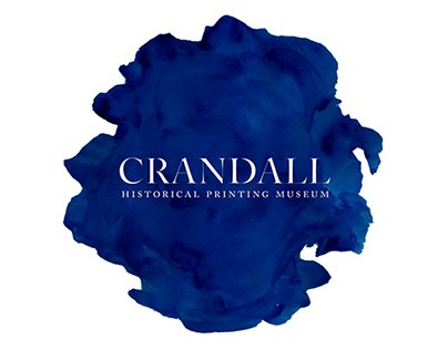 Crandall Printing Museum Annual Report and Website
