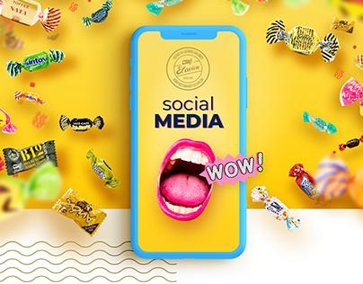 El Avión Social Media 2019
