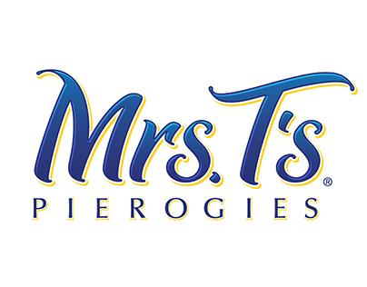 Mrs. T's Logo Redesign