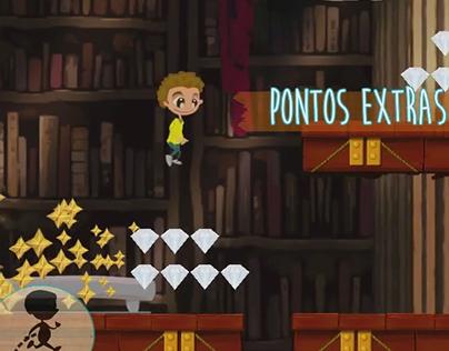 O Segredo dos Diamantes Game.