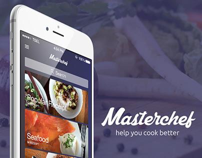 Masterchef Cooking App