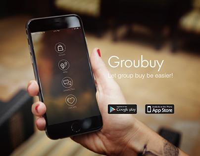 Groubuy-UI design