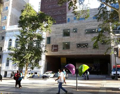 Praça das Artes, Análisis U.I.CARTAGENA, Intersemestral