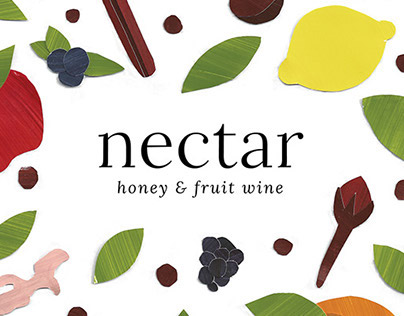 Nectar Fruit Wine Website