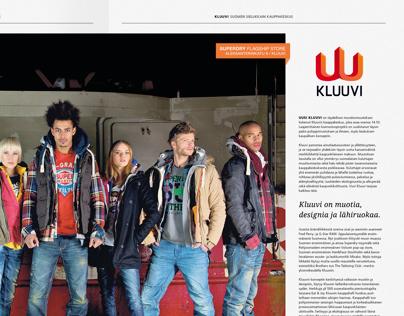 Kluuvi – Rebranding