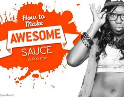 How to Make Awesome Sauce! Putting Messaging in Design