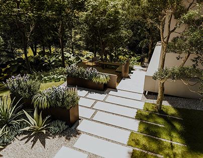 La Noria House | Landscape Architecture