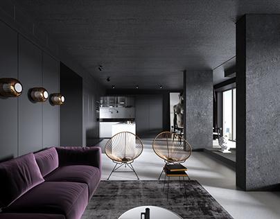 Dark interior Nr.2