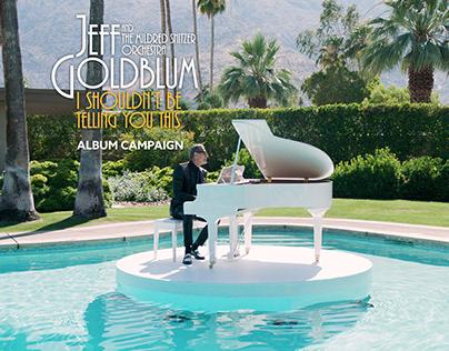 Jeff Goldblum - 2nd Album Campaign