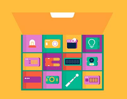 Intoino - Corporate, Website, App, Packaging ...