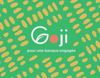 Goji, bio-banque