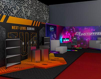Asus Event 3D Plan