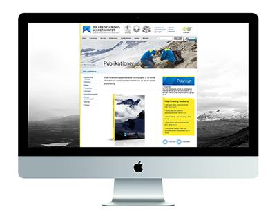 Polar research portal