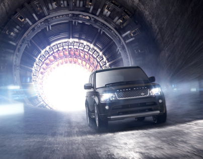 "Land Rover ""Positively Charged"" // 3D // CGI"