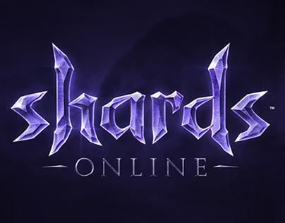 Shards Online Logo Design