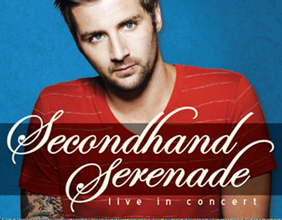 Secondhand Serenade live Concert