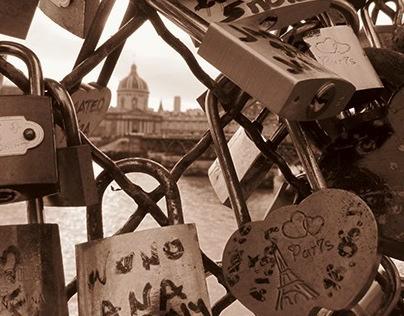 Paris'n'Sepia