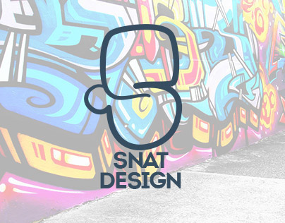 Snat Design - Brand Identity - Logo Animation