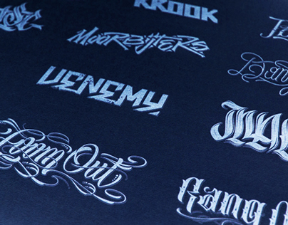 Logo/Type Collection 2014