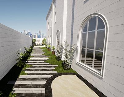 BUILDING&LANDSCAPE DESIGN-MOHAMMED ALADAWI-ABUDHABI2020