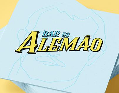 BAR DO ALEMÃO // REBRANDING