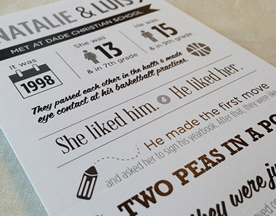 Wedding Save-the-Date Cards