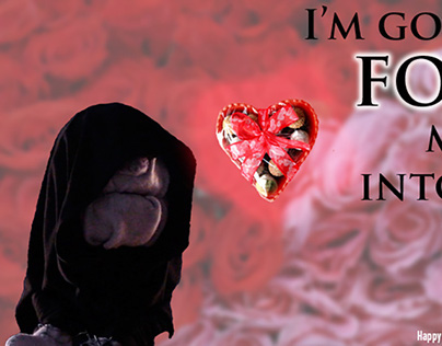 Emperor Palpatine Valentine's Cards