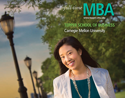 Tepper School Full-Time MBA Viewbook 2012