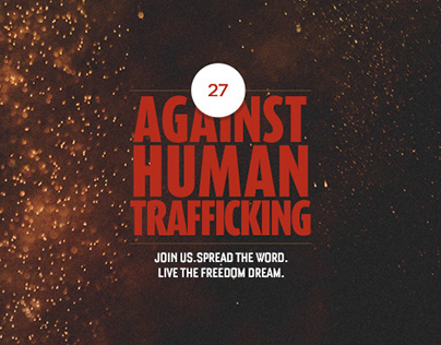 27Movement: Against Human Trafficking