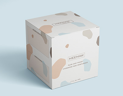 Skincare Brand - Packaging and Brand Identity