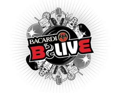 Event // Bacardi B-Live // 2009