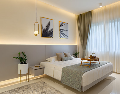 Spectra Raaya | Model Apartment Interiors