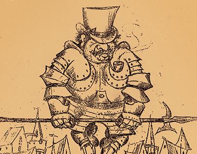 Книга Марка Твена «Янки при дворе короля Артура»