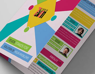 7EVEN Bifold Corporate Brochure