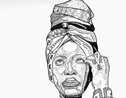 Erykah Badu Queen of Soul