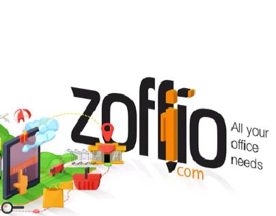 zoffio redesign concept