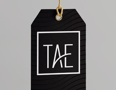 TAE - Brand Identity