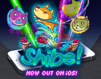[GAME DESIGN] Shibe! (iOS and Android Game)