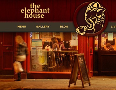 [LAYOUT] The Elephant House Redesign