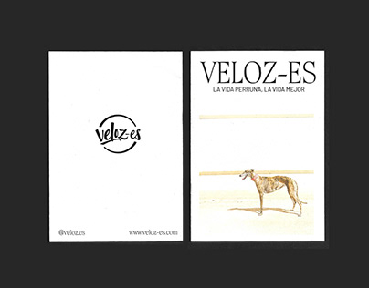 Veloz-es – CATALOGUE SS20