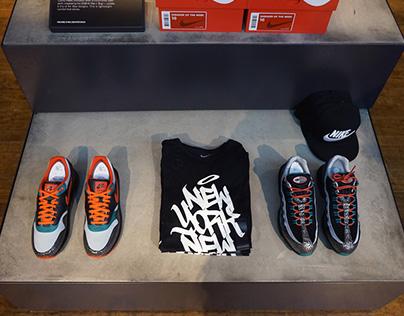 Nike New York New Kicks