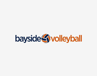 Bayside Volleyball Logo