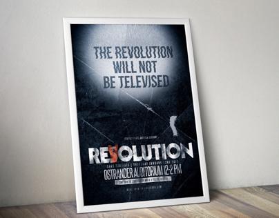 Resolution to Revolution