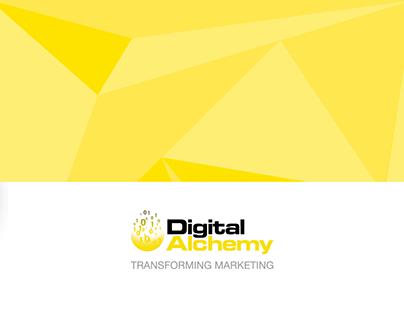 Digital Alchemy Rebranding